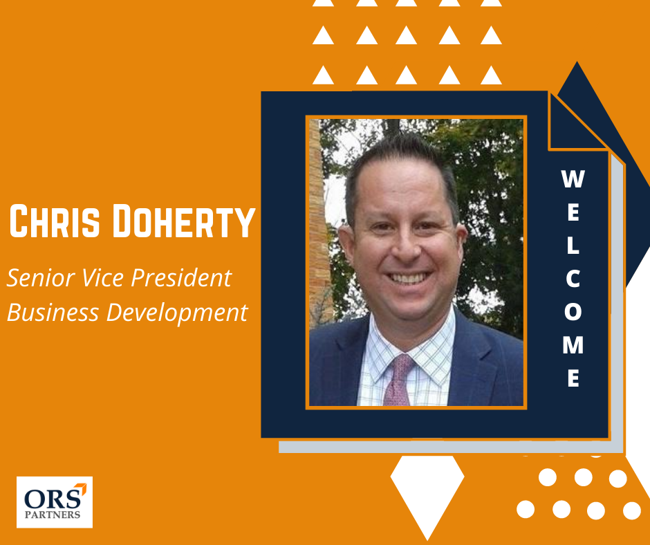 ORS Partners Welcomes Chris Doherty as SVP, Business Development
