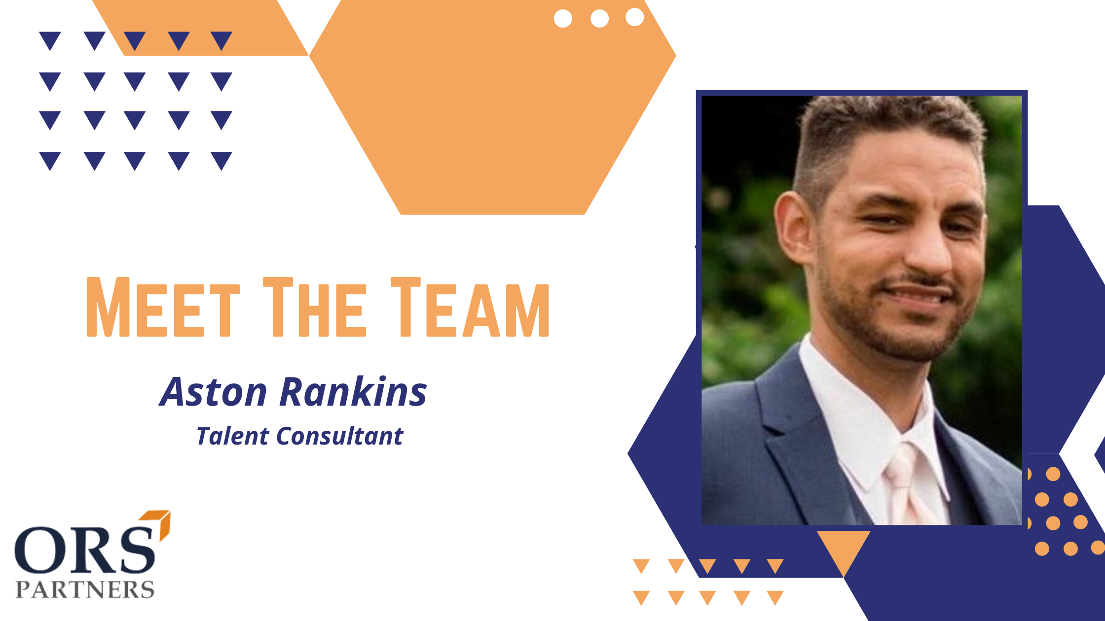 Meet the Team: Aston Rankins