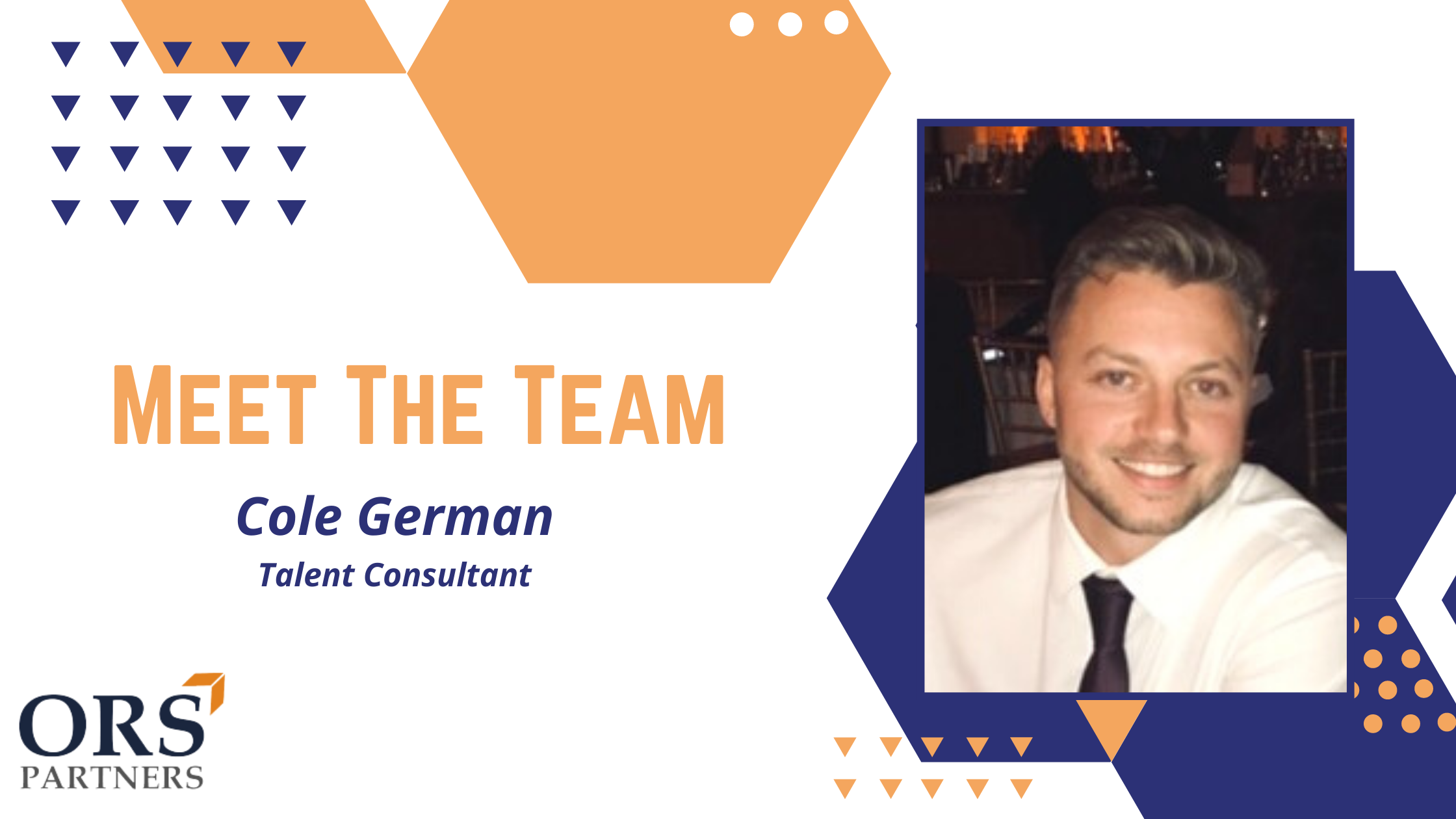 Meet the Team: Cole German