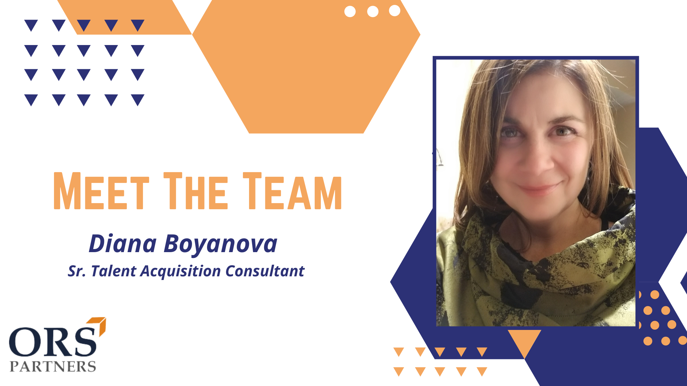 Meet the Team: Diana Boyanova
