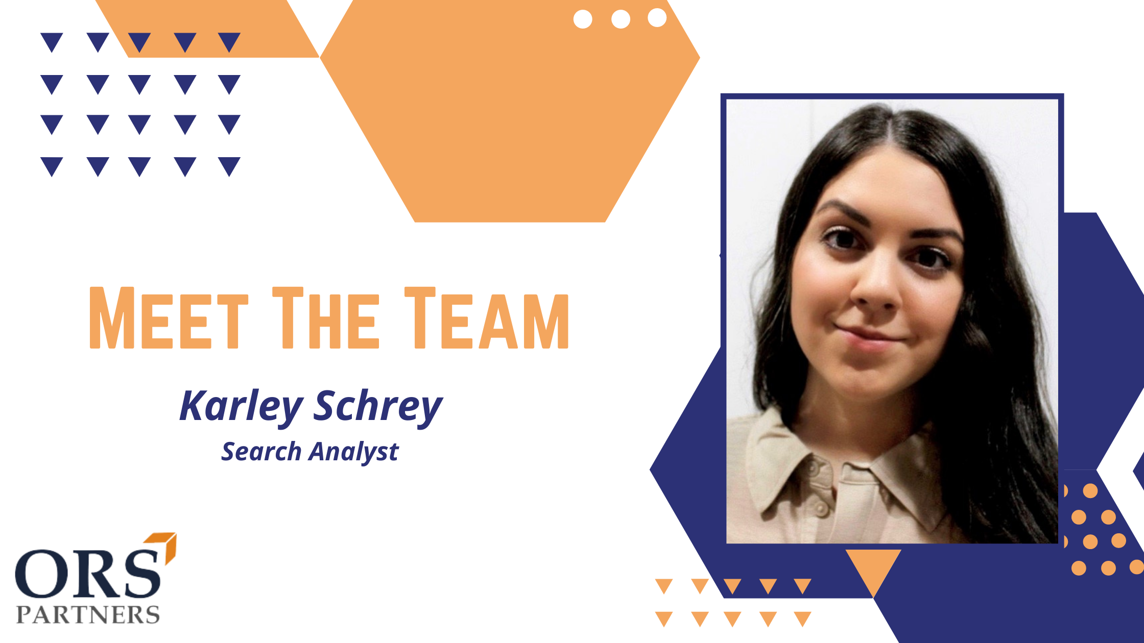 Meet the Team: Karley Schrey