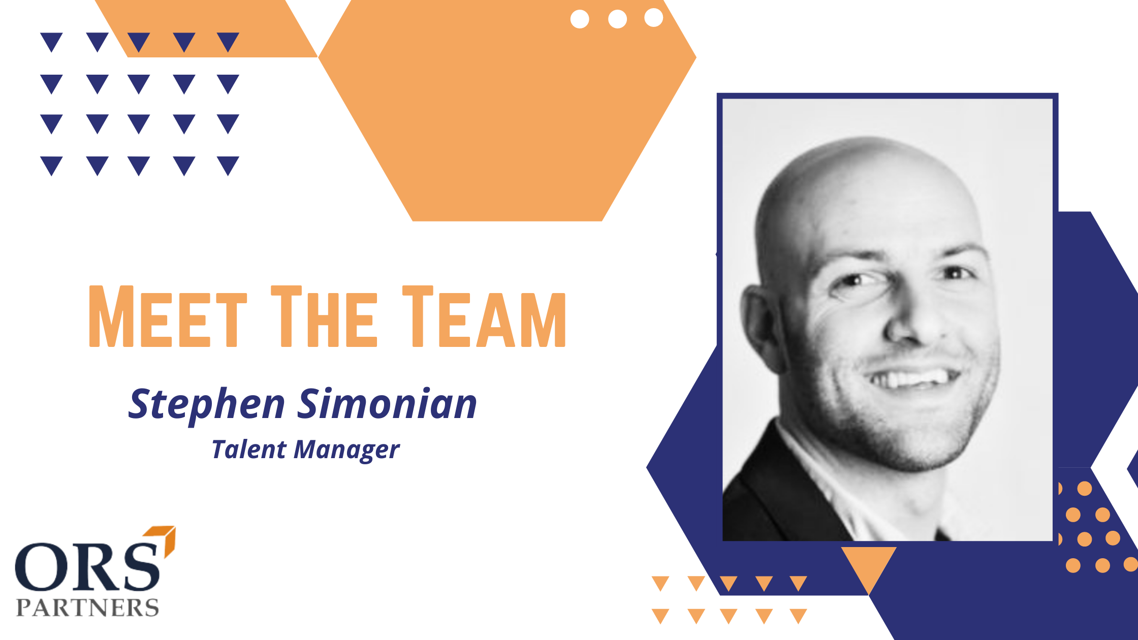 Meet the Team: Stephen Simonian